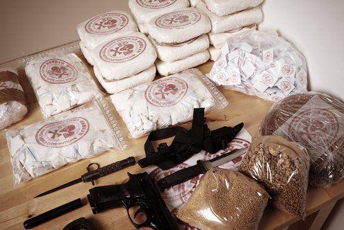 Drug Crime Case Results